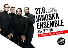 5f5928c31befb Svetoznáme zoskupenie Janoska Ensemble uvedie v slovenskej premiére nový  projekt Revolution